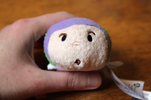 Disney Tsum Tsum Para Colorear Buzz Lightyear: Disney Tsum Tsum Of The Week: Buzz Lightyear