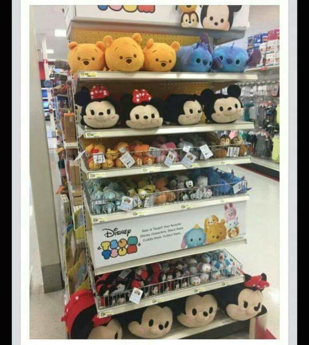 Disney Tsum Tsums Released At Target Stores Disney Tsum Tsum