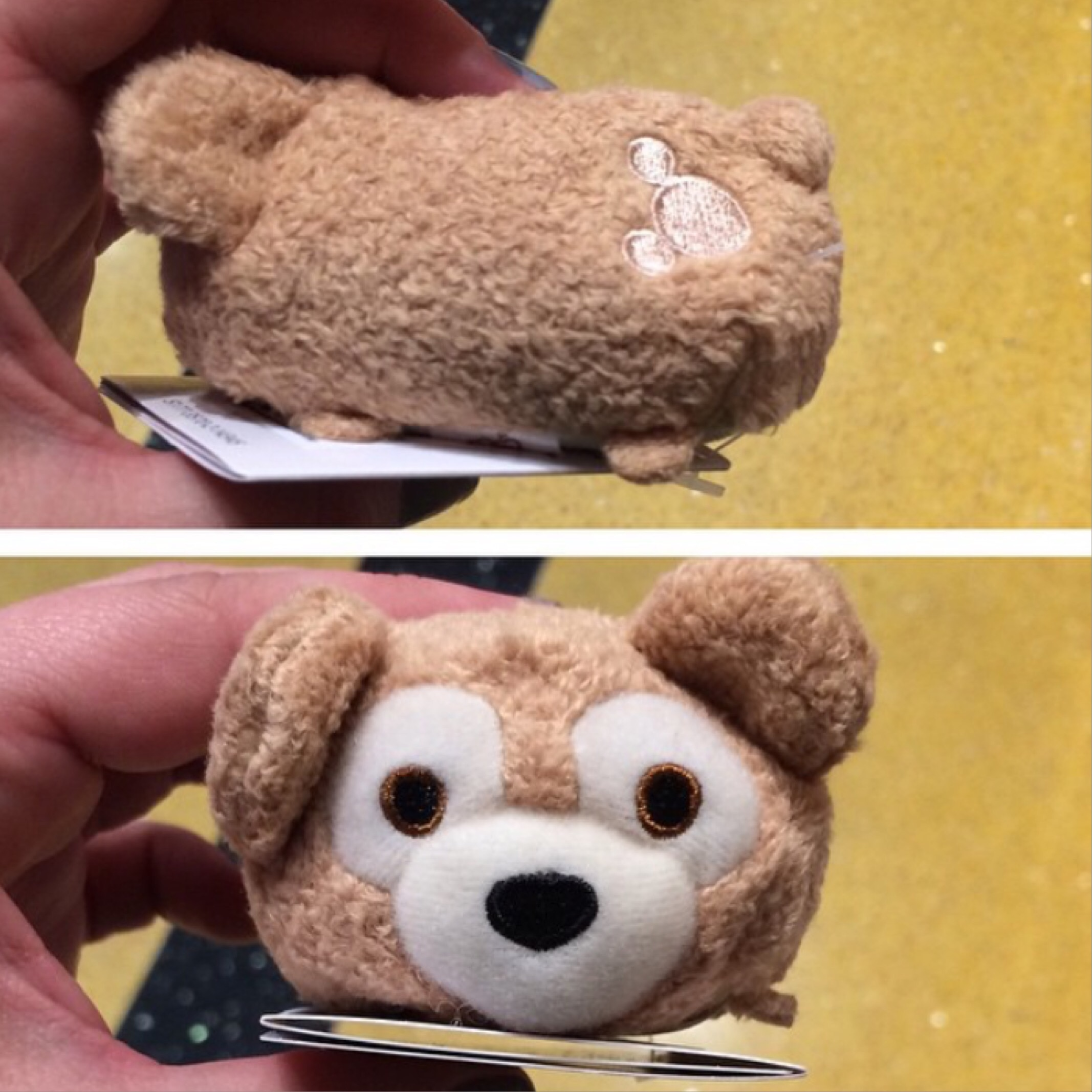 Mini Duffy Tsum Tsum Released At Once Upon A Toy At Wdw
