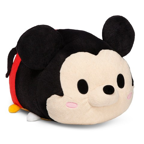 Large Mickey And Minnie Tsum Tsums Now Available On Target