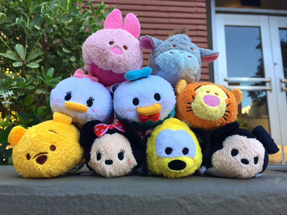 It's just a picture of Clean Tsum Tsum Characters Names