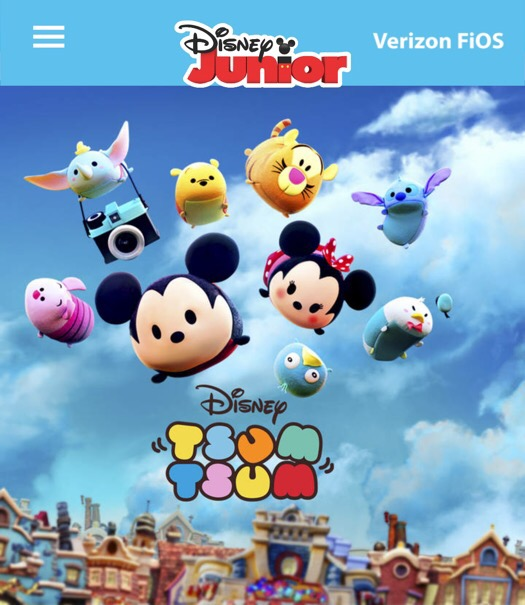 Disney tsum tsum episodes are currently available on the watch disney junior app disney tsum tsum for Tsum tsum watch