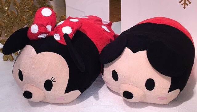 A Look At The New Mickey, Minnie, Stitch And Pooh Tsum