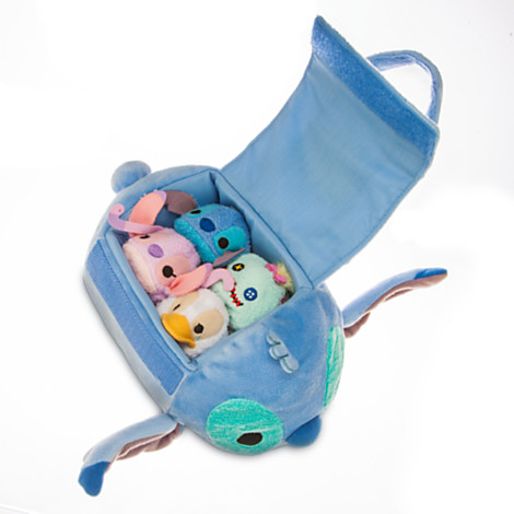 New Stitch Tsum Tsum Bag Set Released Online Vinylmation