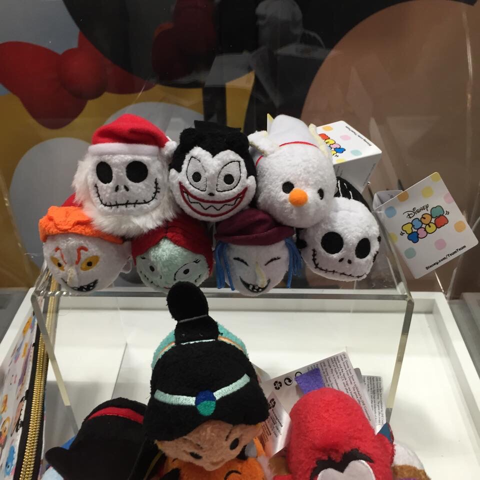 The Upcoming Tsum Tsum Merchandise On Display At SDCC - Vinylmation ...
