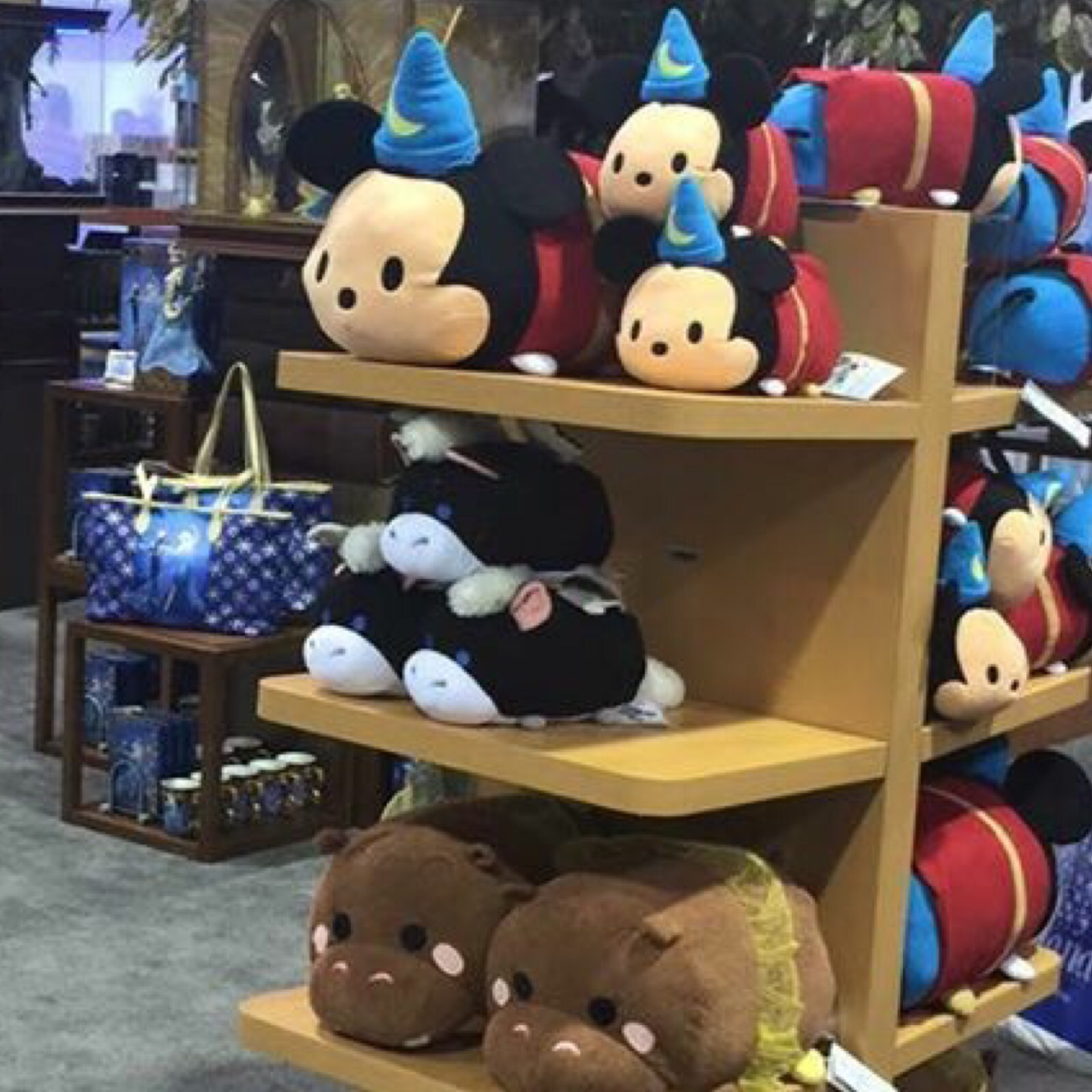 First Look At The New Fantasia Large And Medium Tsum Tsums