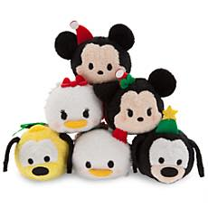 Christmas Tsum Tsums Begin to Surface at Target Stores | Disney ...
