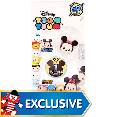 New Disney Tsum Tsum Squishies Released in the UK | Disney Tsum Tsum