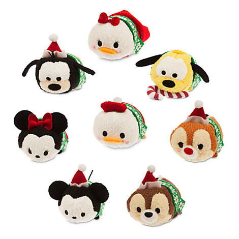 New Christmas Tsum Tsum Box Set Now Available Online | Disney Tsum ...