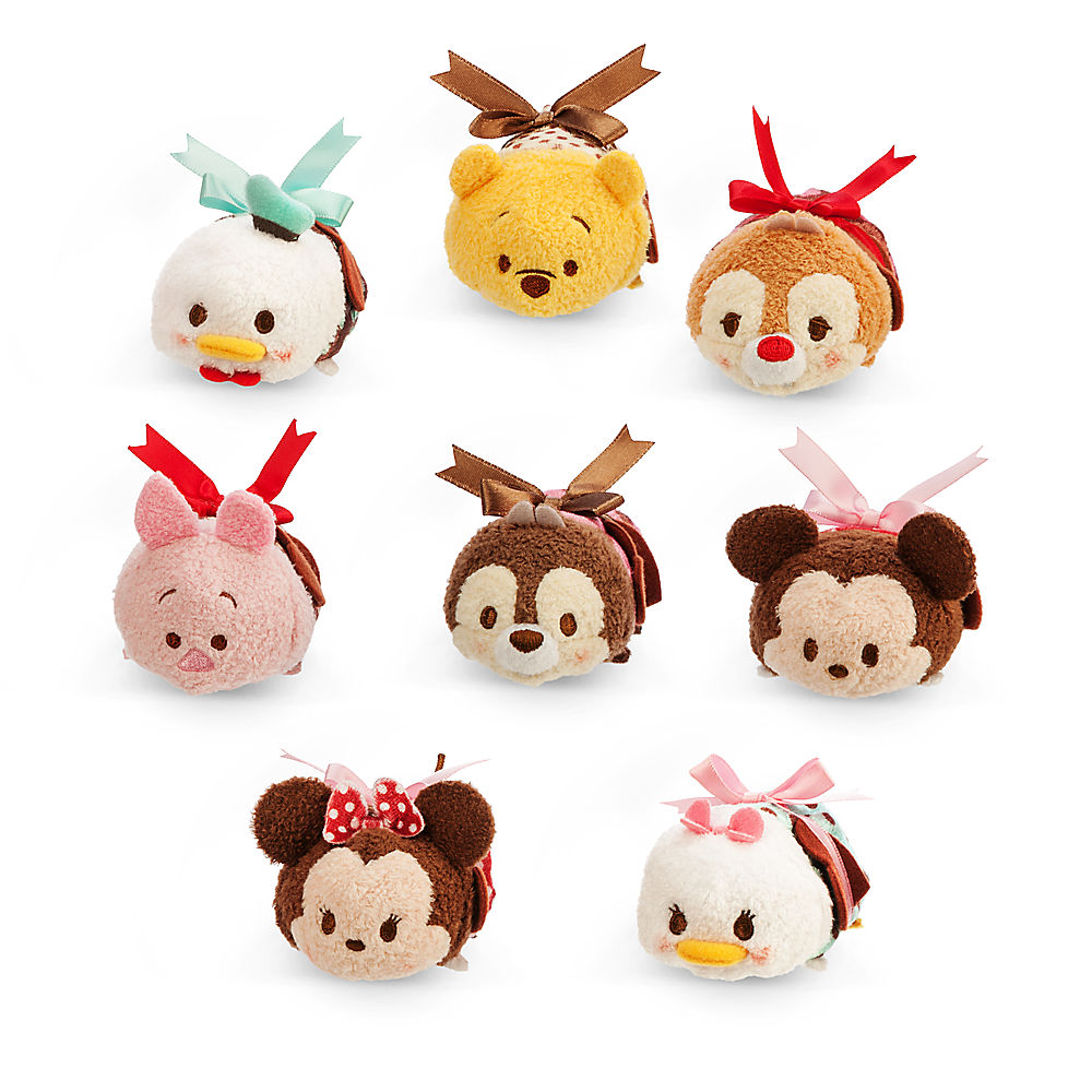 New Valentine S Day Chocolate Candy Tsum Tsum Box Set