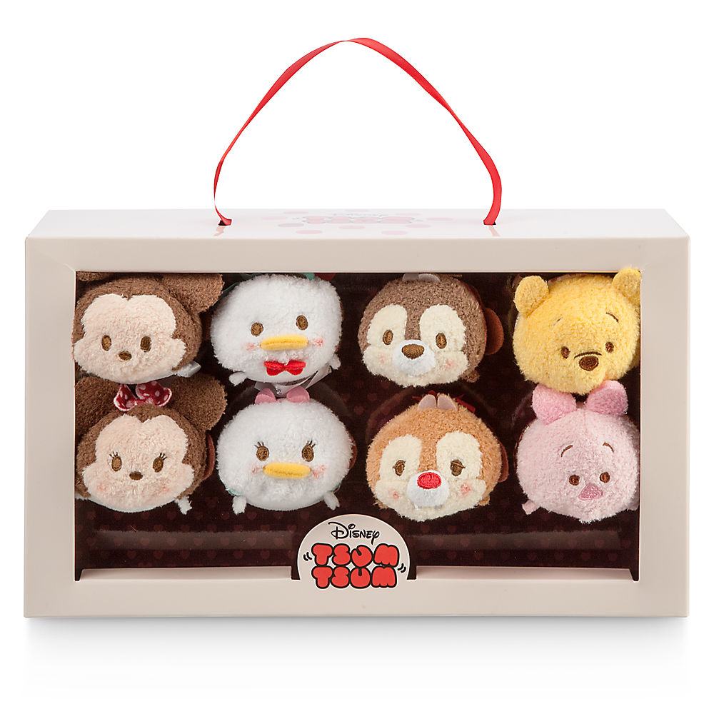 New Valentine\'s Day Chocolate \'Candy\' Tsum Tsum Box Set Released ...
