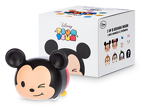 New Mickey And Friends Tsum Tsum Vinyl Series Released