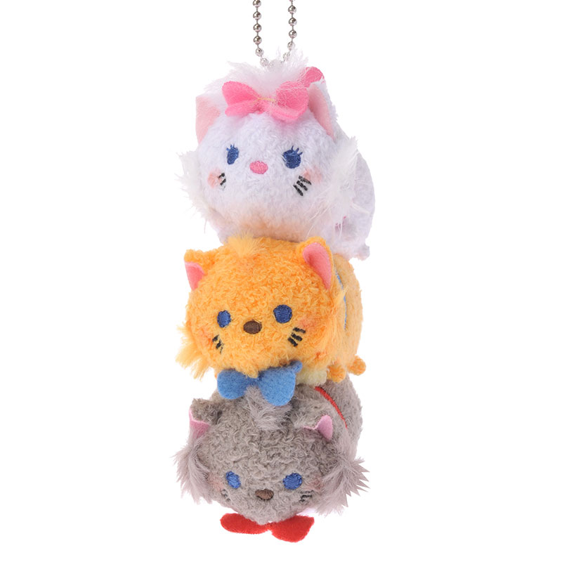 A Look At The New Disney Cat Collection Tsum Tsum Key