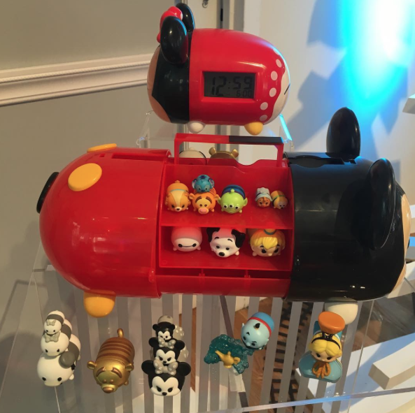 A Look At The Upcoming Tsum Tsum Vinyl Carrying Case
