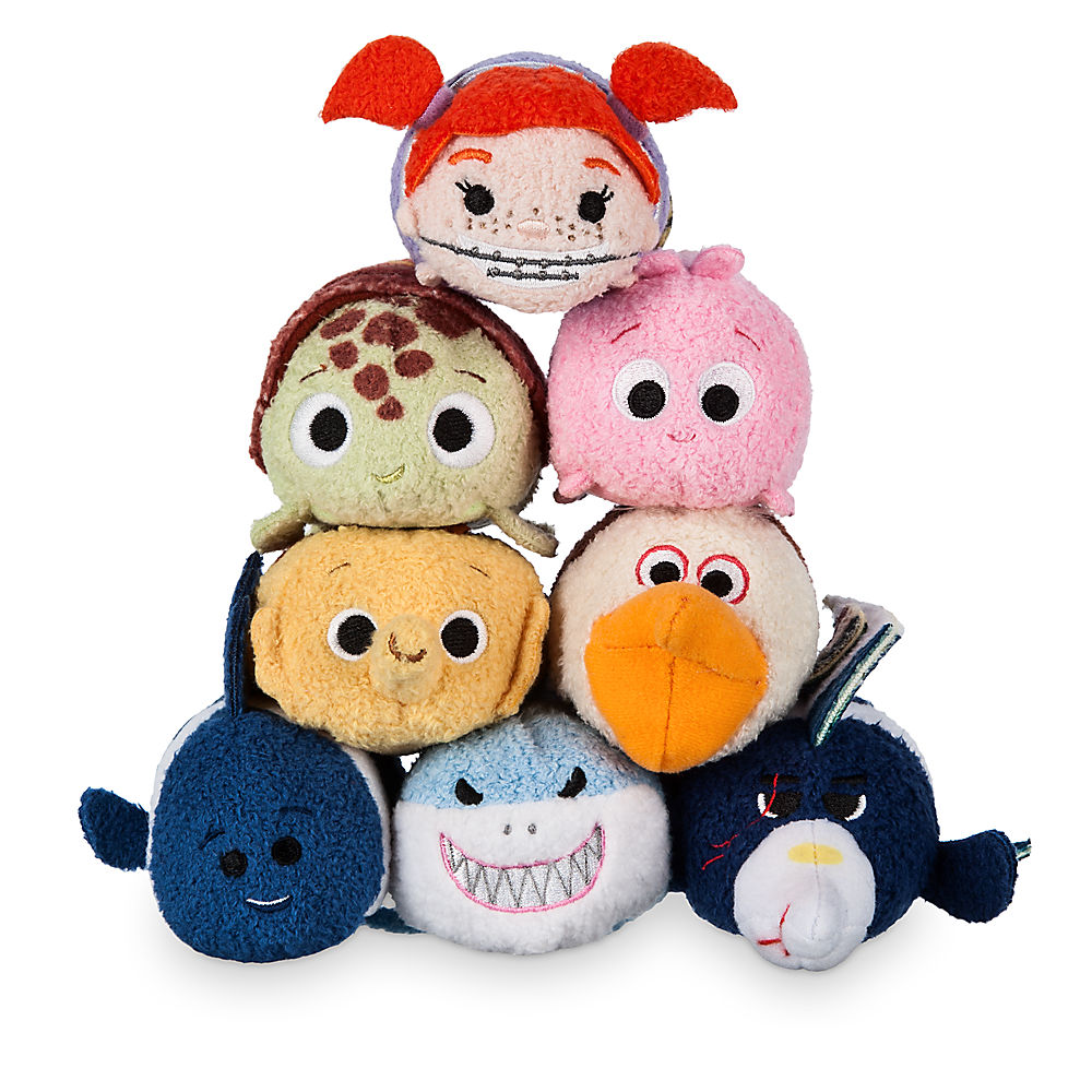 New Finding Nemo Tsum Tsum Collection Now Available Online
