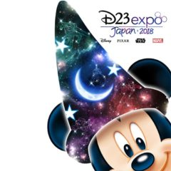 D23 Expo Disney Fan Event to be held in Japan in 2018!