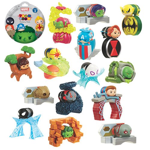 Marvel Tsum Tsum Blind Packs Series 3 Case Now Available