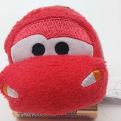 Sneak Peek at the upcoming Lightning McQueen Tsum Tsum!