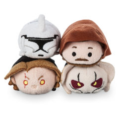 New Star Wars Revenge of the Sith Tsum Tsum Collection Released in UK and Europe!