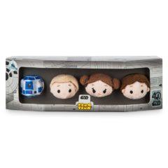 New Star Wars 40th Anniversary Tsum Tsum Set Released Online!