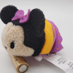 Sneak Peek at the upcoming Halloween Minnie Mouse Tsum Tsum!
