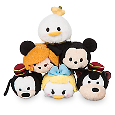 Twilight Zone-Tower of Terror Mini Tsum Tsums Released Online!