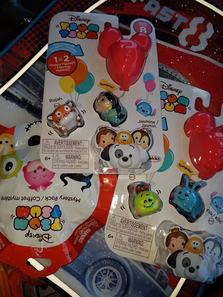 New Disney Tsum Tsum Series 8 3 Packs And Blind Bags Begin