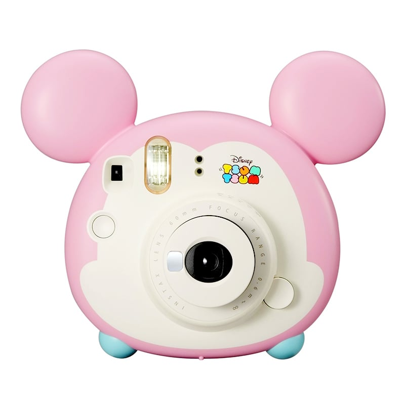 Check Out The New Disney Tsum Tsum Instax Mini Camera From