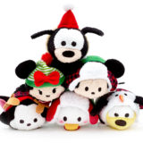 New Share the Magic Holiday Tsum Tsum Collection Now Available in UK and Europe!