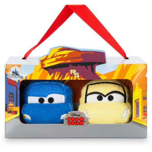 New Cars 3 Tsum Tsum 2 Pack Now Available Vinylmation World