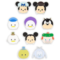 New Mickey's Christmas Carol Tsum Tsum Pins Now Available Online!