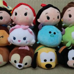 New series of Tsum Tsum Land Tsum Tsums released in Japan!