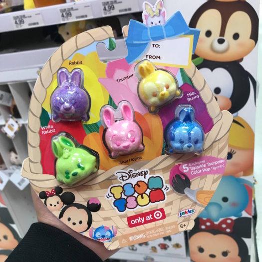 ee64c6fe40a New Target Exclusive Tsparkle Tsurprise Color Pop Tsum Tsum Set ...