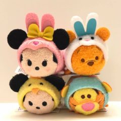 New Easter Tsum Tsum Collection begins to surface at Target stores!