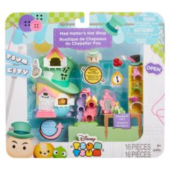 New Tsum City Mad Hatter's Hat Shop Tsum Tsum Playset Now Available Online!