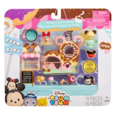 New Tsum City Mickey's Donut Shop Tsum Tsum Playlet set Jakks Pacific Released!