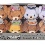 Detailed Look at the new UniBEARsity 7th Anniversary Tsum Tsum Set!