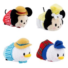 New Disney Parks Exclusive Main Street USA Tsum Tsum Collection Now Available Online!