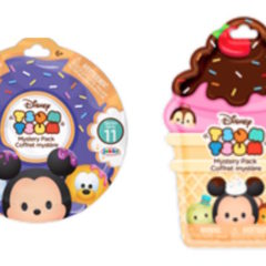 Previews of the upcoming Disney Tsum Tsum Series 11 and 12 Blind Bags!