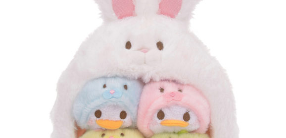 New Easter Tsum Tsum Bag set Coming Soon to Japan!