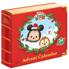 2018 Disney Tsum Tsum Advent Calendar to be released this Fall!