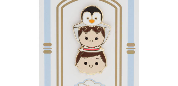 D23 Exclusive Mary Poppins Tsum Tsum Pin Now Available Online!