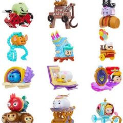 First Look at the new Disney Tsum Tsum Series 10 Blind Bags!