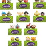 First Look at the new Disney Tsum Tsum Series 10 3-packs!