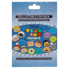 New to Shop Disney: Pixar Tsum Tsum Mystery Pack Series 5
