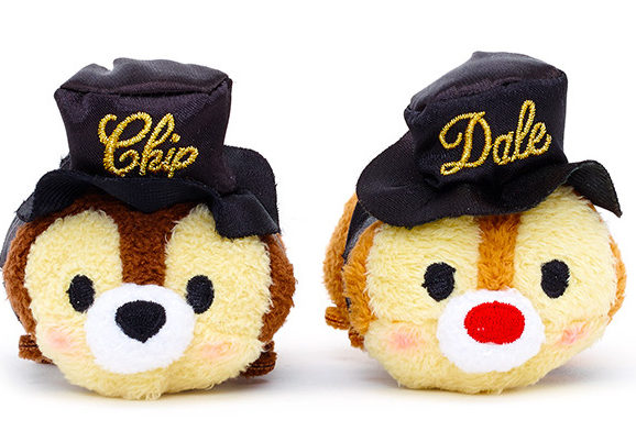 New Chip & Dale 75th Anniversary Tsum Tsum Set Coming Soon!