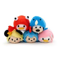 New Tsum Tsum Mickey and Friends Sea Life Tsum Tsum Collection Coming Soon!