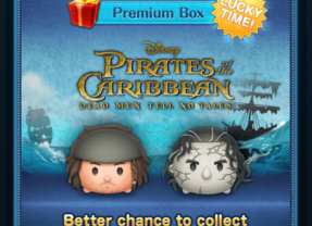 New Pirate Update in the Disney Tsum Tsum App!