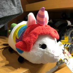 New Disney-Pixar Inside Out Small Unicorn Tsum Tsum Released at Disney Stores!