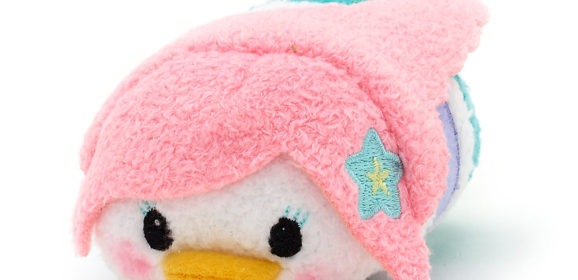 New Mickey and Friends Sea Life Tsum Tsum Collection released!